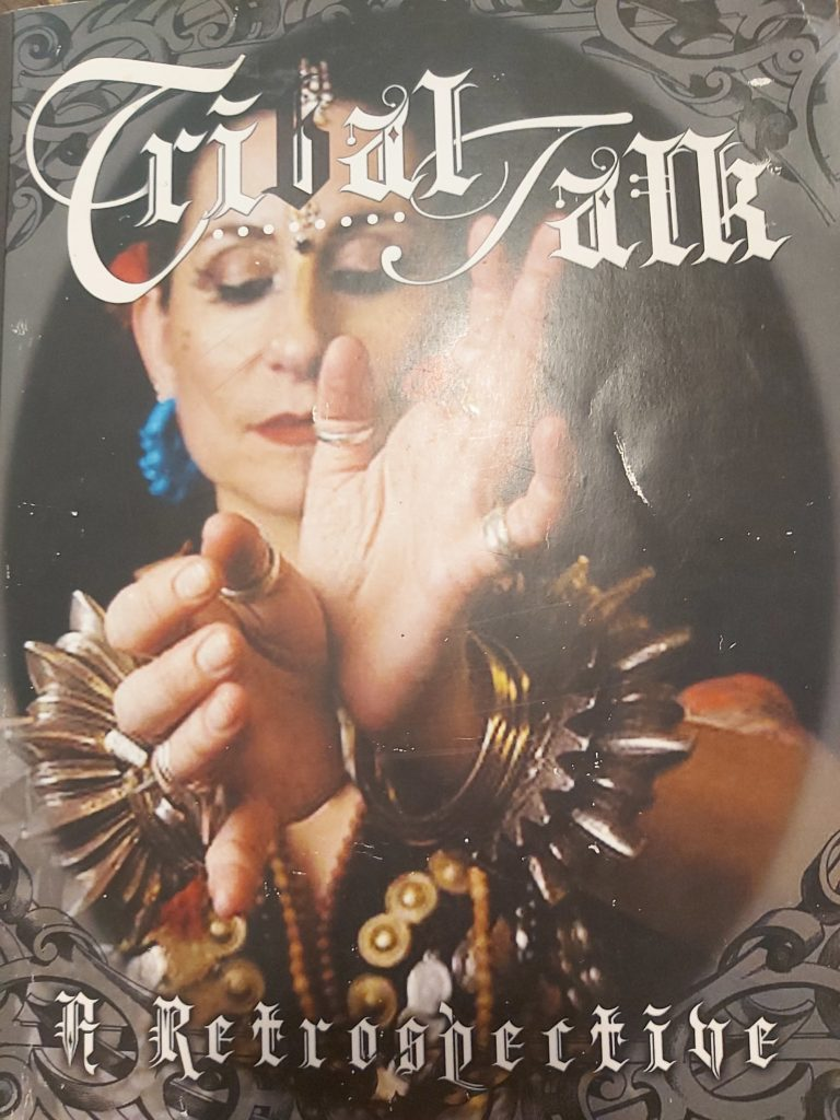 Tribal talk, portada.